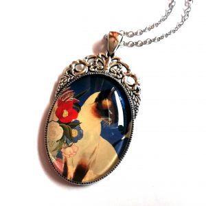 Amulet z kotkiem Kategoria Art