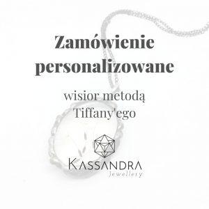 Wisior personalizowany zindywidualizowany